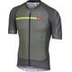 Castelli Aero Race 5.1 Kortærmet cykeltrøje Herrer grå